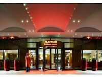 Waiter/ess (part time and full time positions available) for Marriott Marble Arch