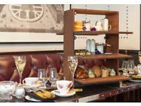 Casual Commis Chef - 5* London Marriott Grosvenor Square