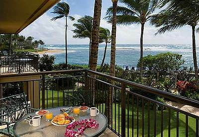 Marriott Waiohai Beach Club ( 3 Night Minimum )