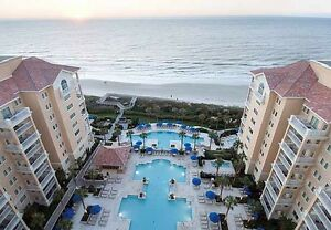 Marriott's Oceanwatch villas Myrtle Beach Rental