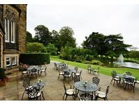 Commis Chef at Breadsall Priory Marriott Hotel & Country Club