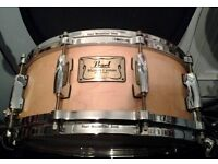 Pearl Masters Snare Drum