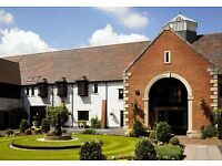 Conference and Banqueting Senior Supervisor at Forest of Arden Marriott Hotel & Country Club