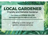 PROFESSIONAL GARDENING SERVICES AVAILABLE...Barnet, Enfield, Haringey & Local areas