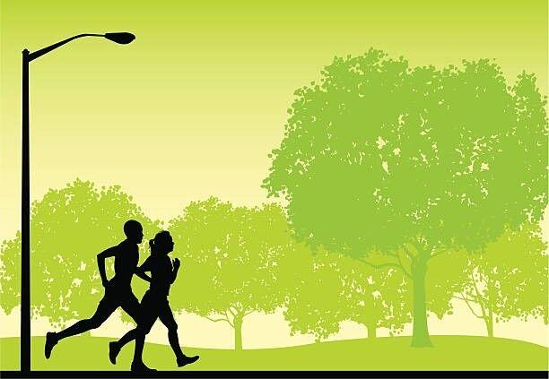 Gentle jogging buddy (or brisk walking, light cycling) needed Olympic Park lunch break or wkend