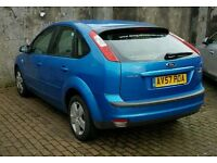 Ford Focus Style 1.6 TDCI 2007 'Low miles, timing belt and water pump changed, Long MOT' £1525