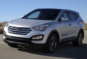 2013 Hyundai Santa Fe Sport 2,4l VUS