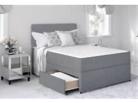 The Offer Is Limited New Divan Bed For Sale All Sizes Single Double King