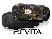 PlayStation Vita W/4GB Memory Card & Carry case ( £100 Or Nearest Offer)