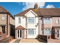 3 bedroom furnished house in filton