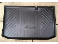 Ford Fiesta boot protector