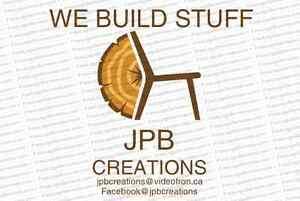 Miroir grand format en bois de pin brut West Island Greater Montréal image 4