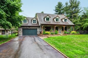 Canadiana home for rent Vaudreuil hudson house maison louer
