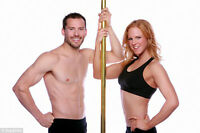 Co-ed Pole Fitness