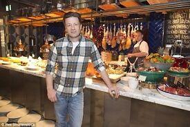 Team Chef's - Jamie's Italian, Cambridge - Up to £10.50 per hour