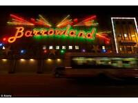GUN at Barrowlands on Dec 2nd. 4 tickets available. £20 each.