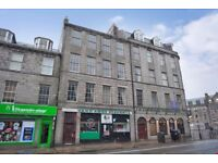Three Bedroom Flat FOR SALE | 10D King Street, Aberdeen, AB24 5AX - Great Buy-to-Let Potential