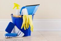 Quality house cleaning: weekly biweekly monthly move in/out