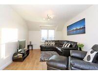 2 Bedroom top floor unfurnished flat in excellent condition in Newburgh, Ellon