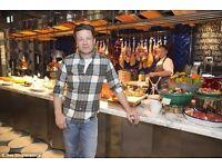 Chef de Partie - Jamie's Italian, Cambridge - Up to £9.50 per hour