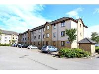 Modern 2 bedroom flat - below home report valuation!
