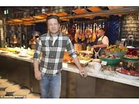 Team Chef's - Jamie Oliver's Pizzeria, Cambridge - Up to £9.50 per hour