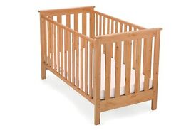 Mothercare James Town Cot Bed Mint Condition