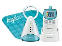 Angel care AC401 baby monitor with breathing mat