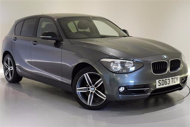 2013 bmw 1 series hatchback 116i sport 5dr in corstorphine edinburgh gumtree. Black Bedroom Furniture Sets. Home Design Ideas