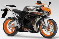 2011 Honda CBR600RR Electro Edition