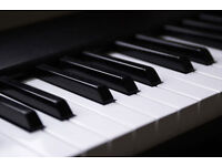 Piano, Guitar and Music Theory Lessons - Friendly Teacher for Adults and Children