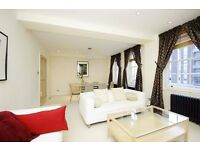 SPACIOUS THREE BED TWO BATH FLAT IN PORTMAN SQUARE **** PORTERED BLOCK ****