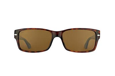 NWT Persol Sunglasses PO 2803S 24/57 Polarized Havana / Crystal Brown 58 mm (Persol Po 2803s Sunglasses)