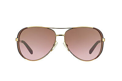 Michael Kors Mk5004 Chelsea Sunglasses, Golddark Chocolate