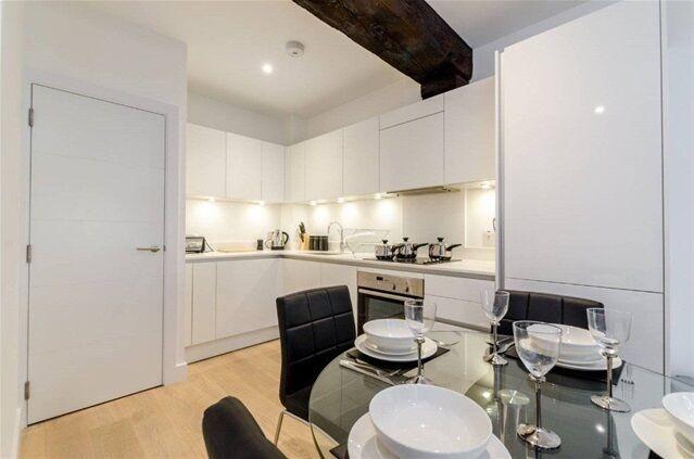 1 bedroom flat in Royal Quay, Dodd Street, Westferry