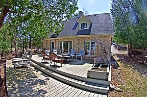 Executive Manitoulin Waterfront Summer Residence