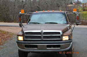 1999 Dodge 3500 series One Ton Truck