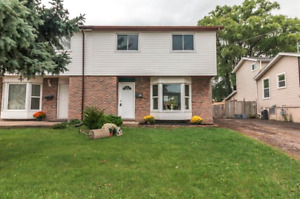 RENT this beautiful 3-bedroom semi-detached in St. Catharines!