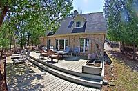 Executive manitoulin Waterfront sept / Oct. Vacation Rental
