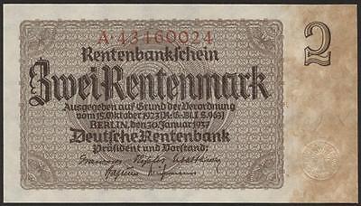Ro.167b  2 Rentenmark 1937 (1)