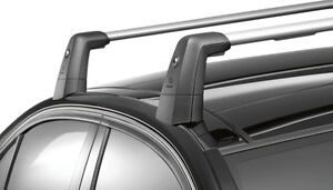 Mercedes Benz roof rack / barres de toit