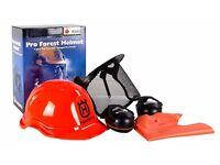 chainsaw helmets