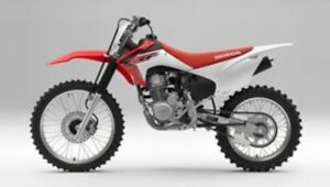 Looking for a ttr230 or crf230