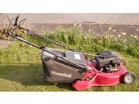 Mountfield 484 TR Self Propelled Petrol Lawnmower