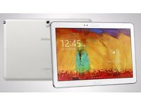 Samsung note 2014 edition 10.1'' tablet white new