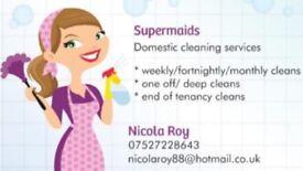Supermaids belfast