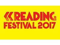 Reading Festival Weekend Tickets Plus Early Entry