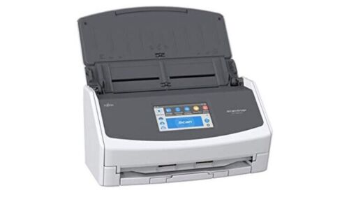 Fujitsu ScanSnap iX1500 Color Duplex Document Scanner New!!!