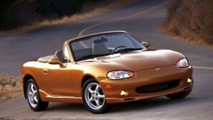 2000 Mazda MIATA - Hard Top Included - LOW KM