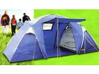 Halford family 4 man tent